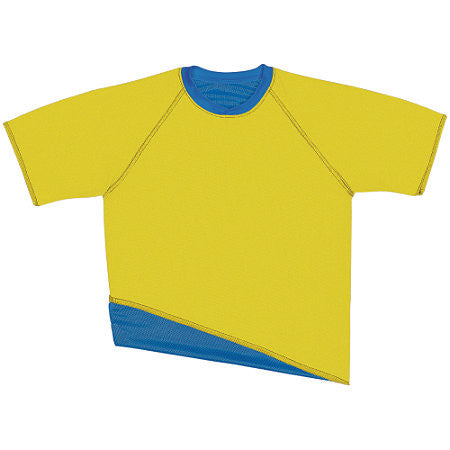 U8 Reversible Jersey Blue/Yellow