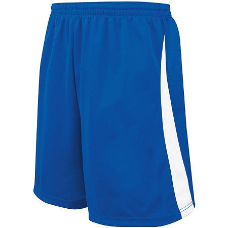 Albion YOUTH Blue Travel Shorts