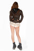 Bethaney Jacket Brown