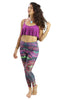 Astrolabe Fire Agate Yoga Leggings