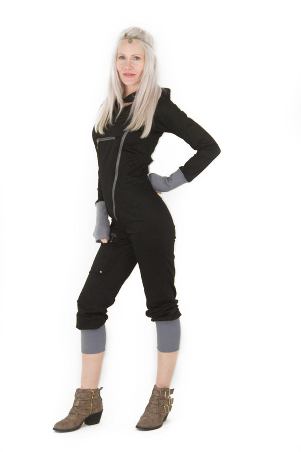 Moon Suit Black
