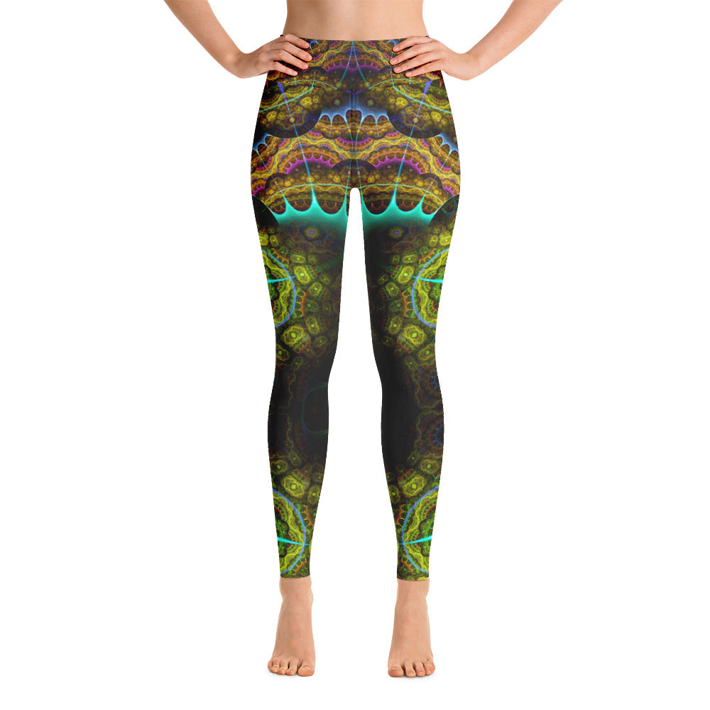 Astrolabe Yoga Leggings