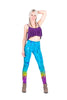 Tie Dye Ruched Legging Long