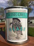 Wise Owl Glaze - Pint - Collette's Cottage