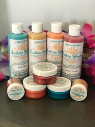 Southern Blenders - Hawaiian Blending Mineral Paint Set