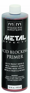 Modern Masters Metal Effects Acid Blocking Primer - 16 oz.