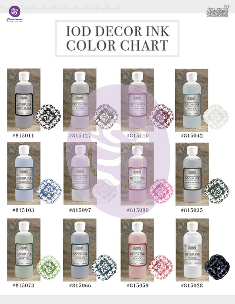 IOD - Decor Ink, 3 oz bottle