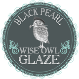 Wise Owl Glaze - Pint and 2 oz Project Size