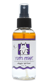 Y.U.M. Mist Doggie Spritzer - 4 fl.oz. - Collette's Cottage