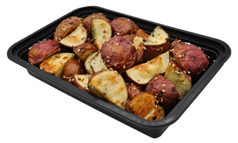 EVERYTHING BAGEL ROASTED RED POTATOES  BY THE POUND