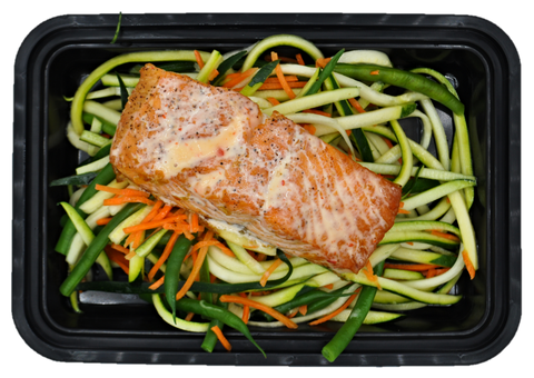 BANG BANG SALMON - LOW CARB