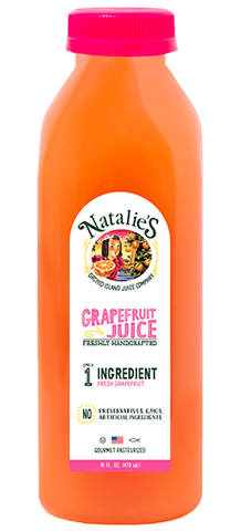 NATALIES GRAPEFRUIT JUICE - 16 OZ