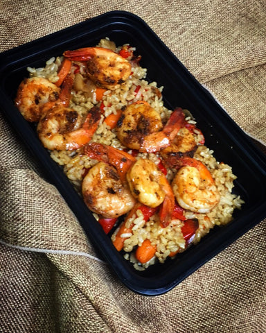SHRIMP STIR FRY - eatpmp