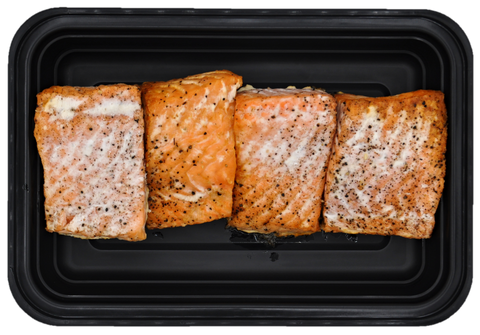BROILED SALMON BY THE POUND