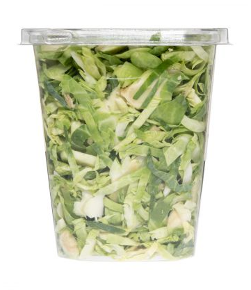 SHAVED BRUSSELS SPROUTS - 16 OZ