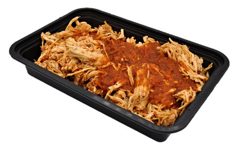 SHREDDED CHIPOTLE CHICKEN BY THE POUND