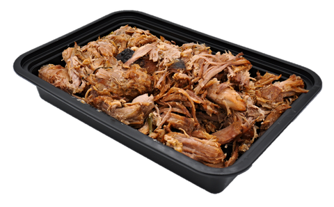 APPLE CIDER PULLED PORK BY THE POUND