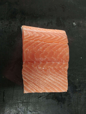 FRESH CANADIAN ATLANTIC SALMON - 6 OZ PORTION