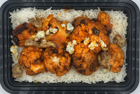 GOURMET BUFFALO CAULIFLOWER