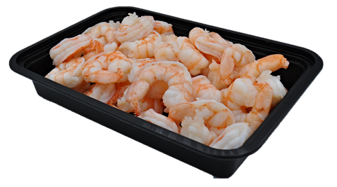 POACHED SHRIMP BY THE POUND