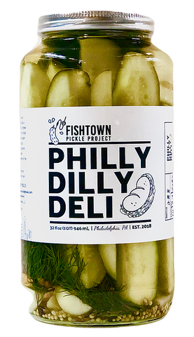FISHTOWN PICKLE PROJECT - PHILLY DILLY DELI