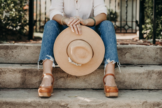 Muse of the Month: Marlene Taylor of Desert Rose Hat Co.