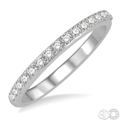 Lovebright Matching Band With Diamond Accents