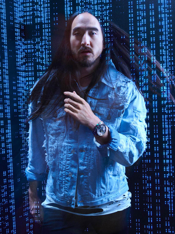 Mega Chief Steve Aoki