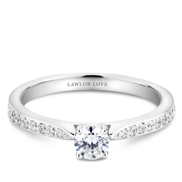 Solitaire Classic Engagement Ring