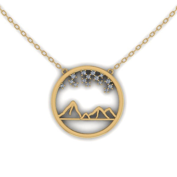 The Starry Night Necklace