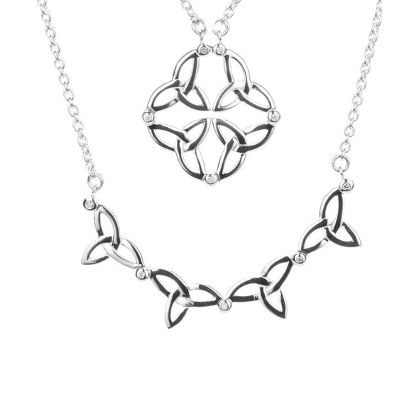 Celtic Synergy 2-IN-1 Necklace