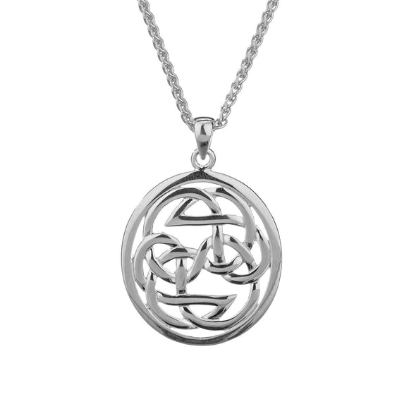 Path Of Life Sterling Silver