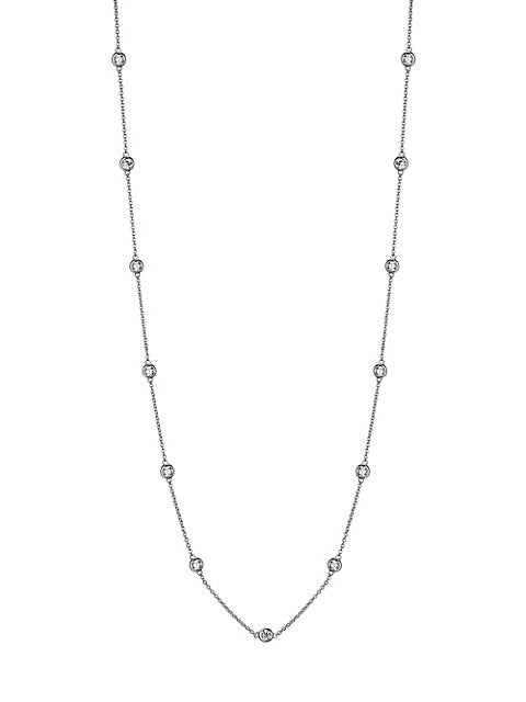 Petite By The Mile Necklace