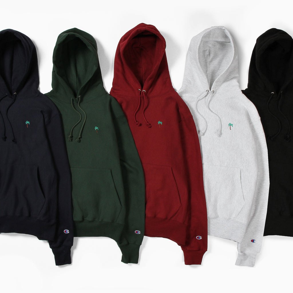 Lo-Fi Paradise Champion Reverse Weave Hoodie