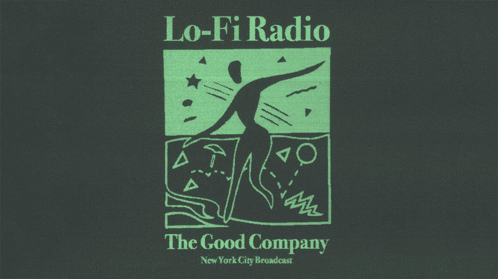 Lo-Fi Radio #003 - The Good Company