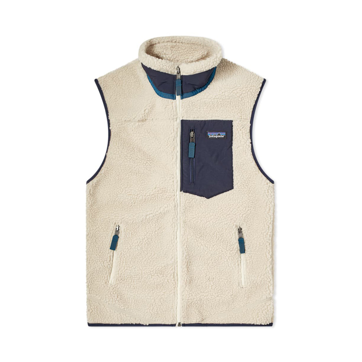 Classic Retro-X Vest, Natural