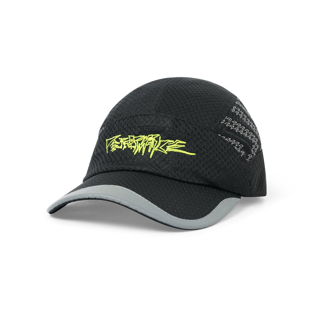 Speed Runners Cap, Black