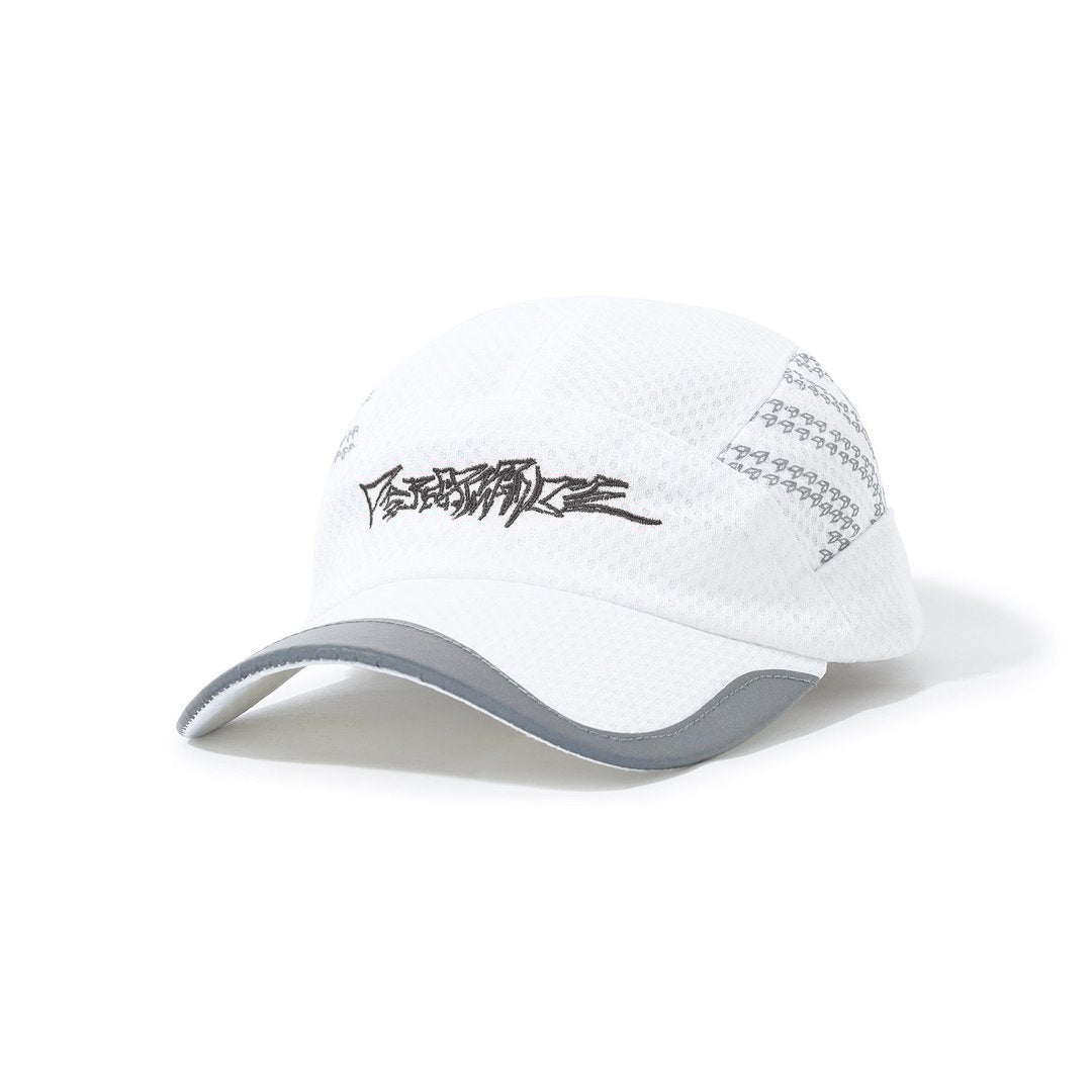 Speed Runners Cap, White