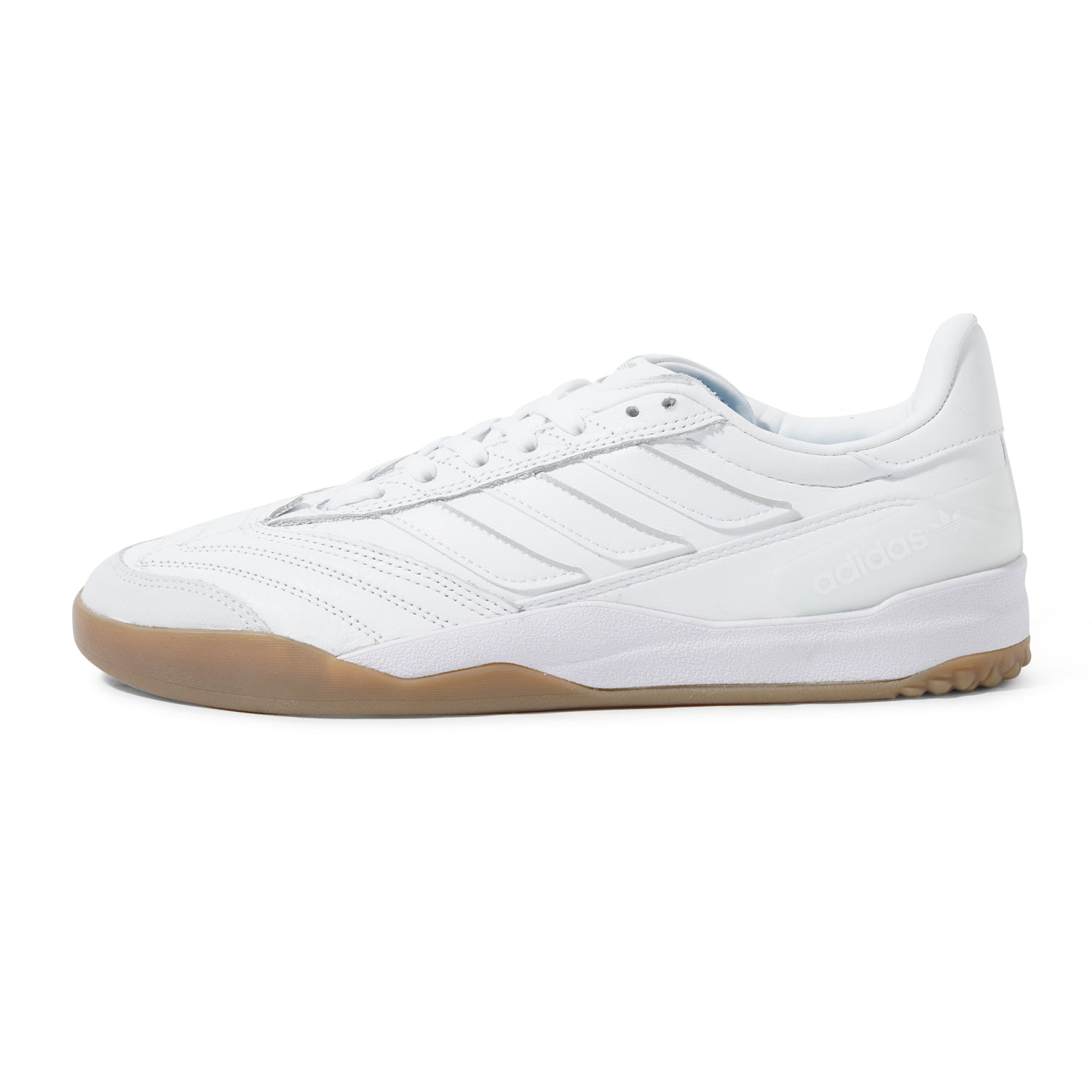 Copa Nationale, White / Silver / Gum