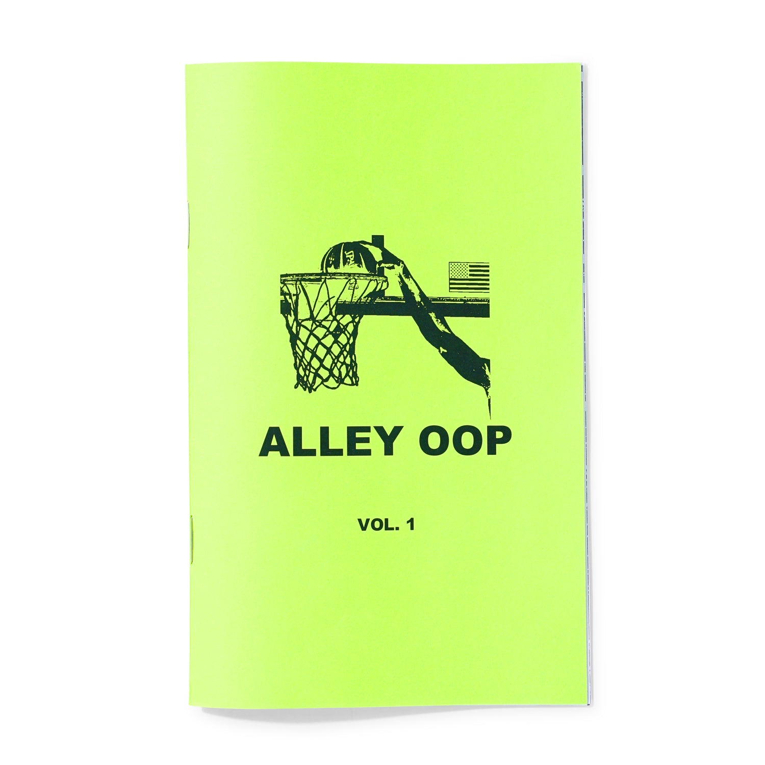 Full Court Press Alley Oop Vol 1 Zine