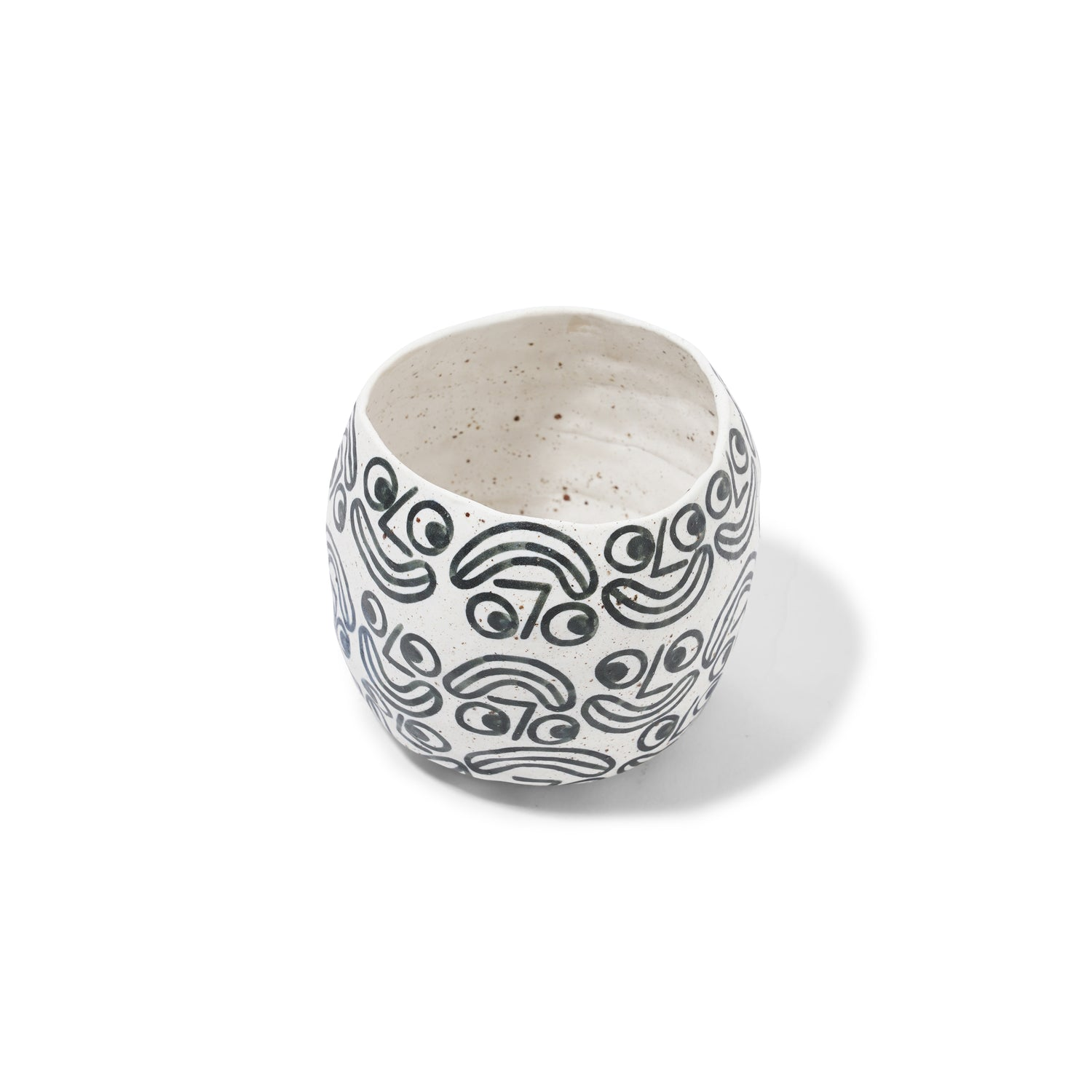 Speckle Planter - Medium