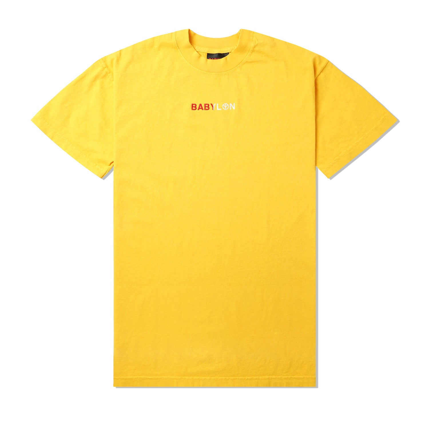 Shop Split Tee, Gold