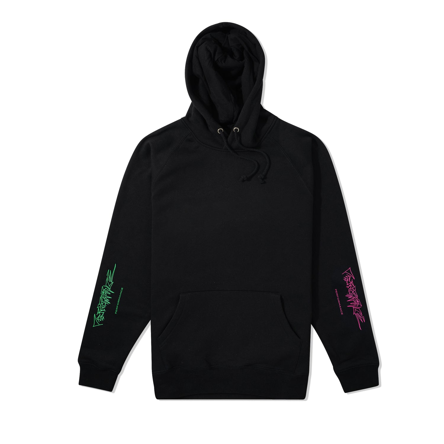 Double Sleeve Pullover, Black