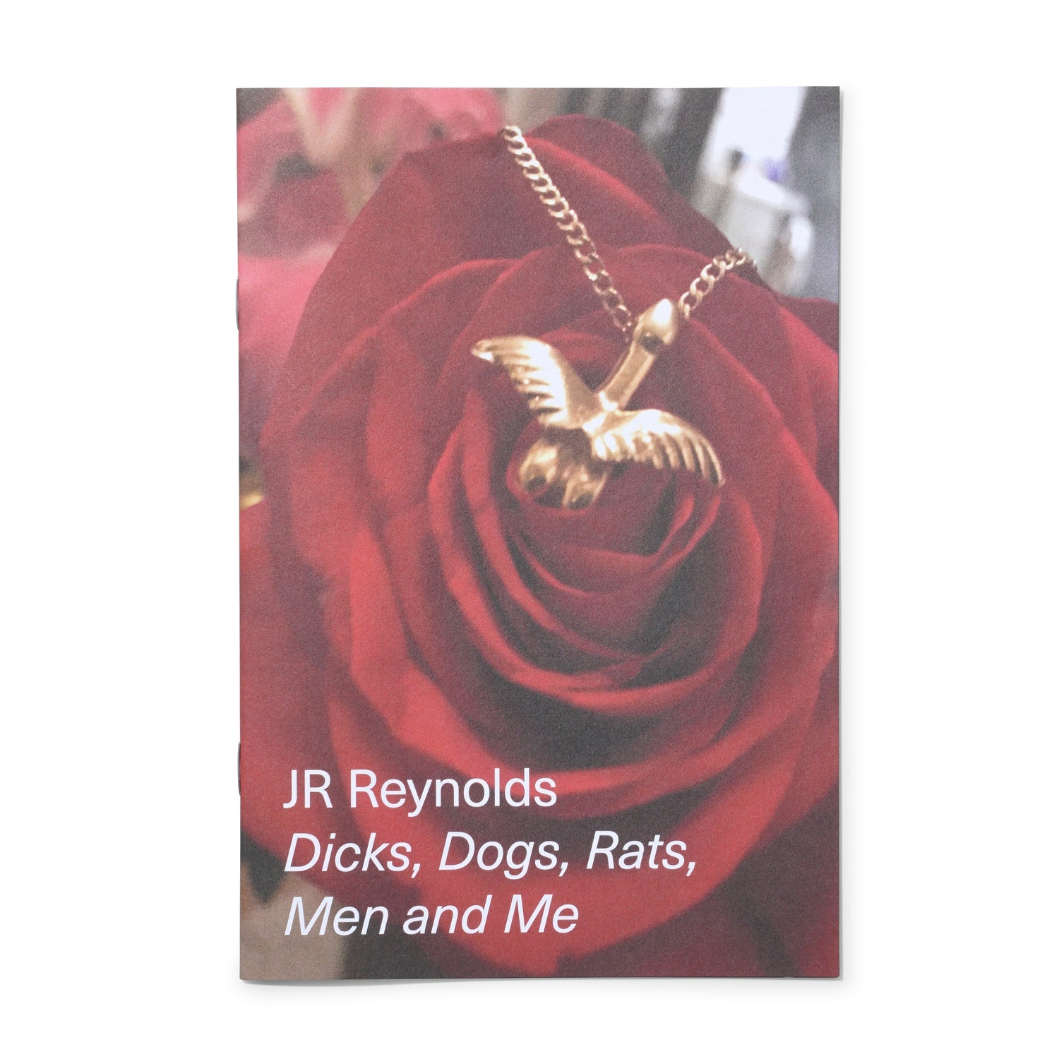 JR Reynolds - 'Dicks, Dogs, Rats, Men and Me' Zine