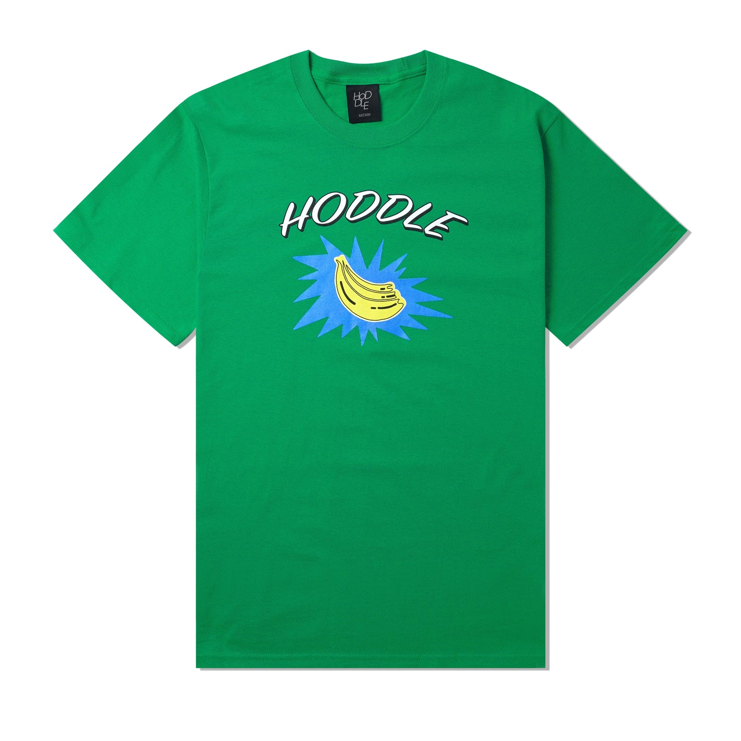 Hoddle Bananas Tee, Green