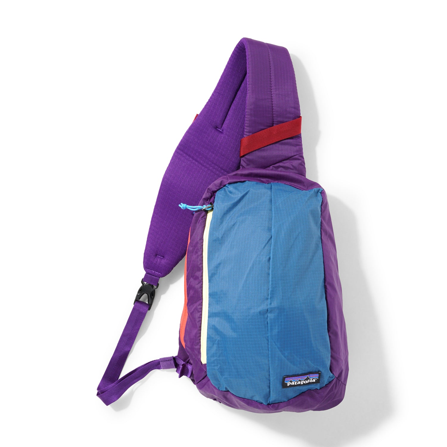 Ultralight Black Hole Sling, Patchwork: Purple