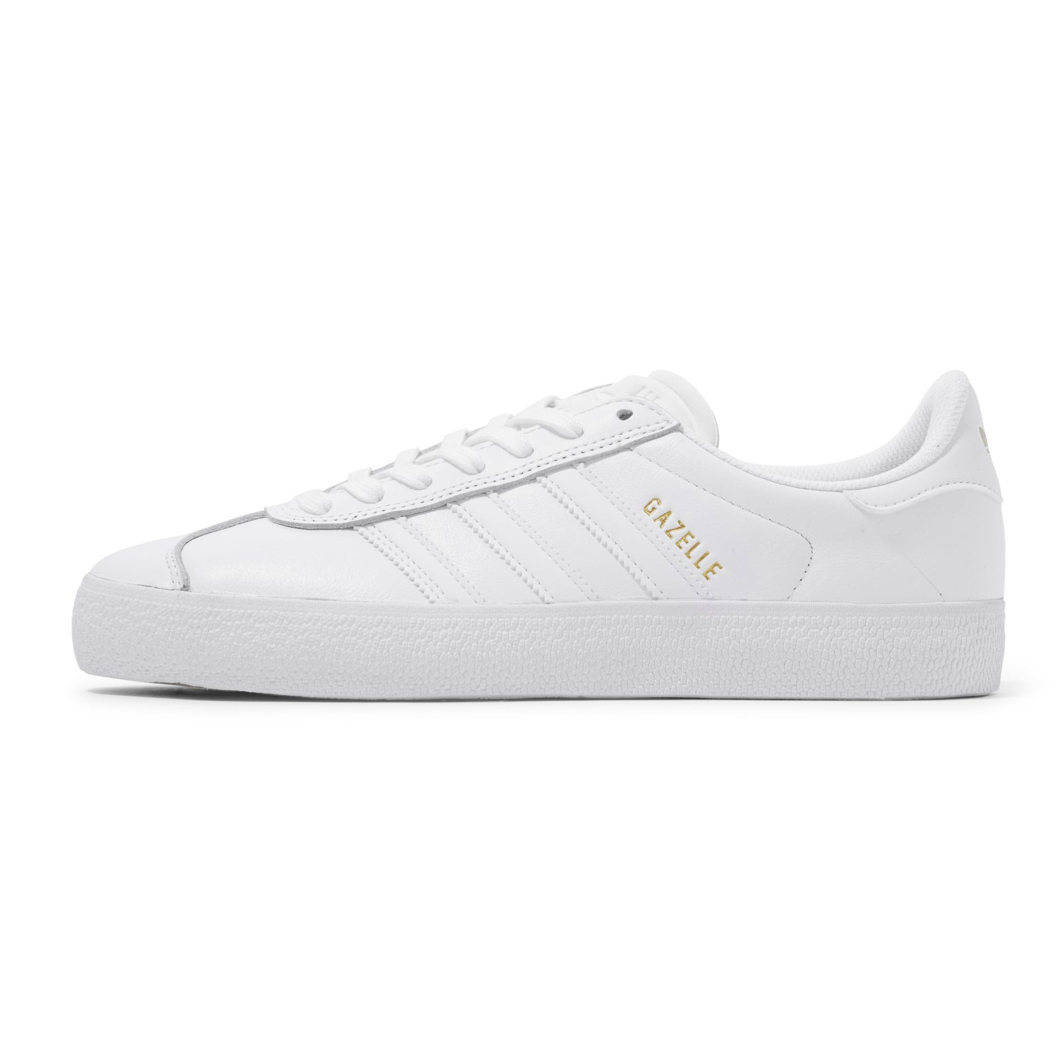 Gazelle ADV, White / White / Gold
