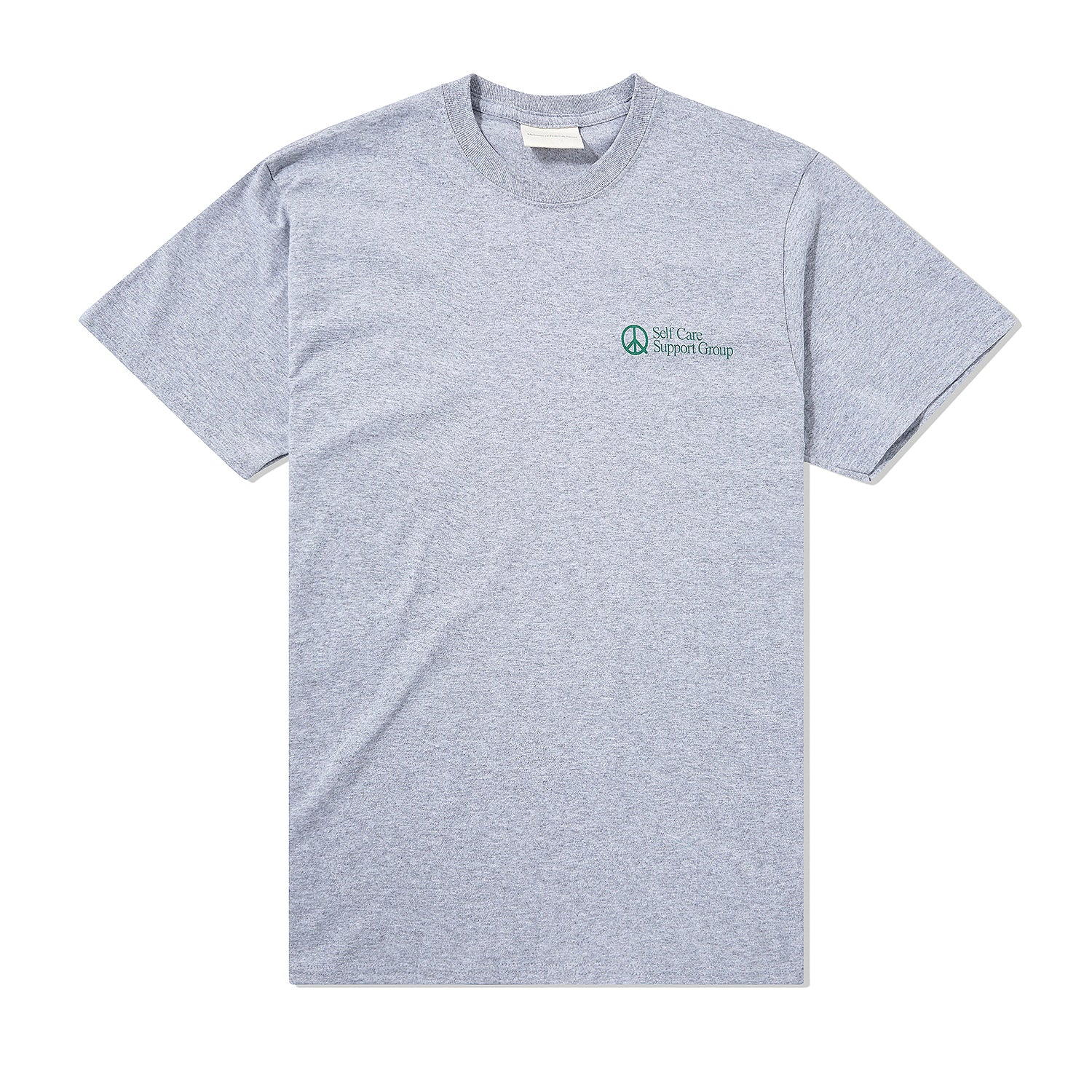 S.C.S.G Tee, Heather Grey