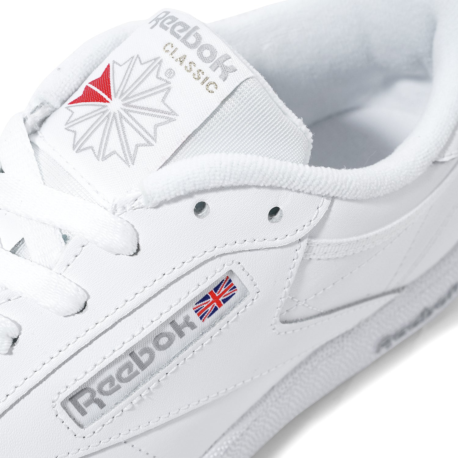Reebok Club C 85, White / Sheer Grey