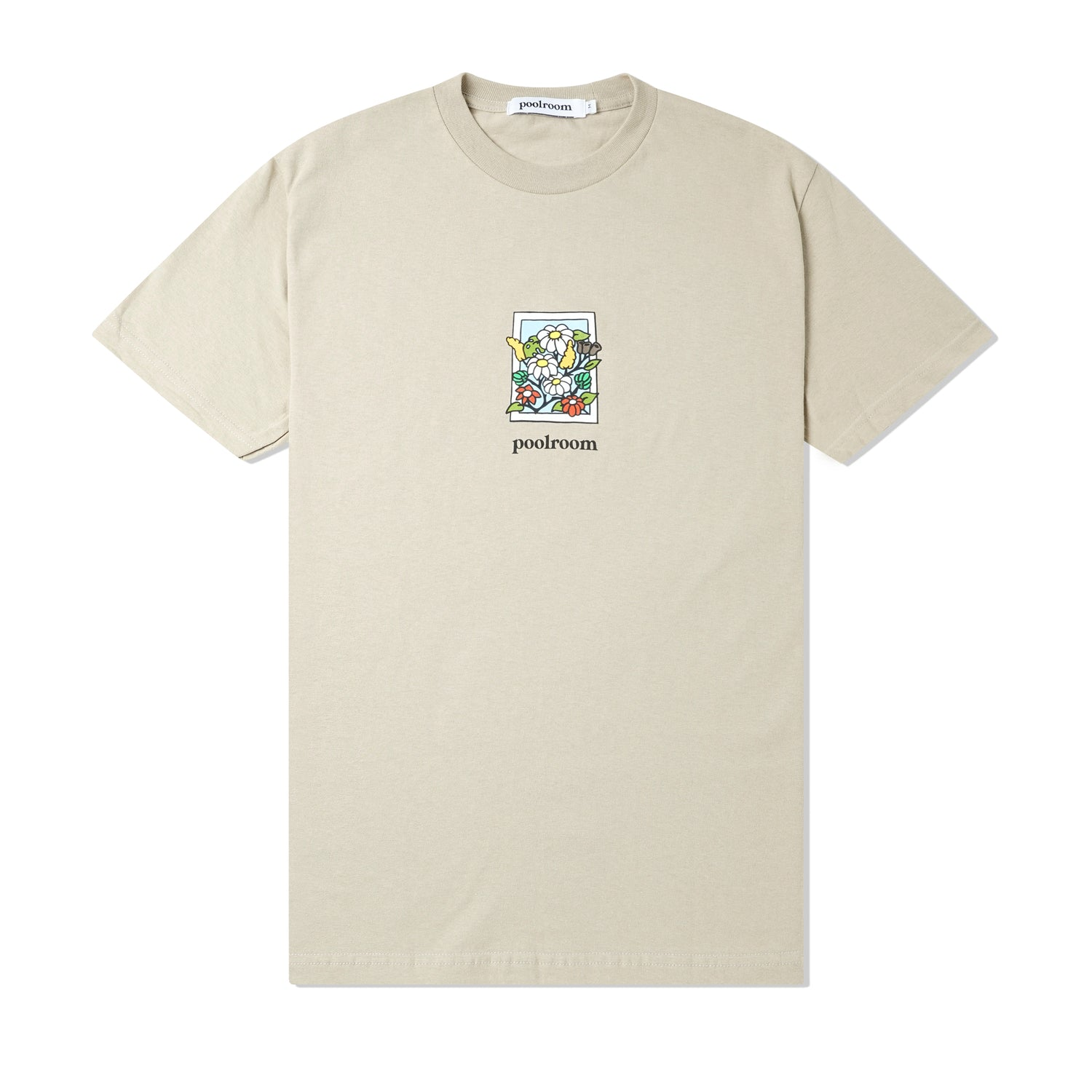 In Bloom Tee, Sand